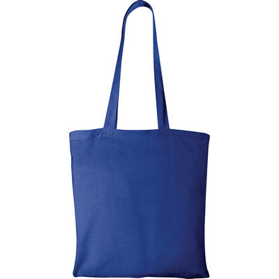 Carolina Cotton Canvas Convention Tote - Royal Blue