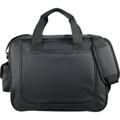 Dolphin Business Briefcase - Black