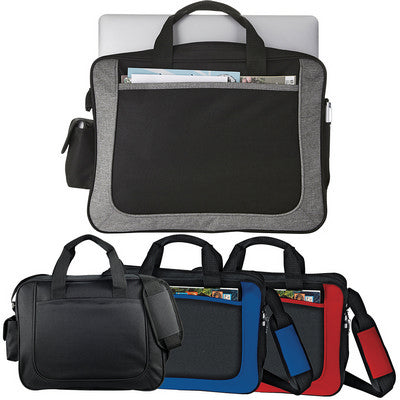 Dolphin Business Briefcase - Graphite