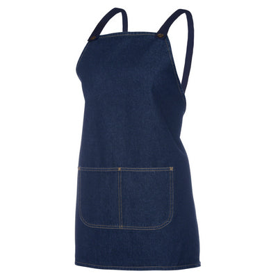 JBs Cross Back 65X71 Bib Denim Apron (Without Strap)