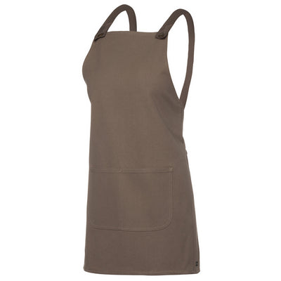 JBs Cross Back 65X71 Bib Canvas Apron (Without Strap)