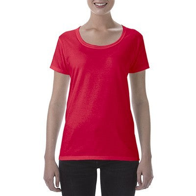 Gildan Softstyle Ladies' Deep Scoop T-Shirt Colours