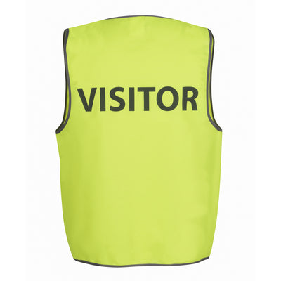 JBs Hi Vis Safety Vest Visitor