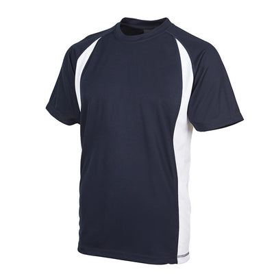 Podium Point Poly Tee