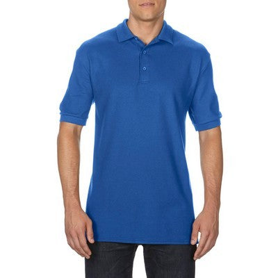 Gildan Premium Cotton Adult Double Pique Sport Shirt Colours