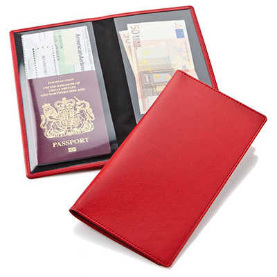 Economy Travel Wallet