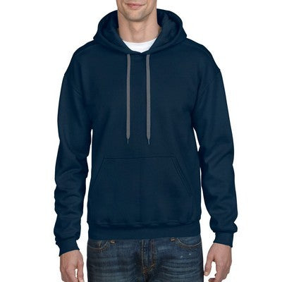 Gildan Premium Cotton Ring Spun Fleece Adult Hooded Sweatshirt Colours