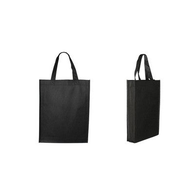 Non Woven Trade Show Bag With Gusset