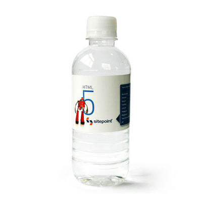 350ml Bottled Spring Water