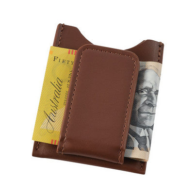 Cutter & Buck®Money Clip Card Case