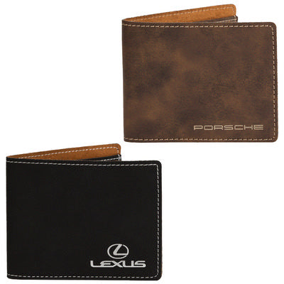 AGRADE Slim Fold Wallet