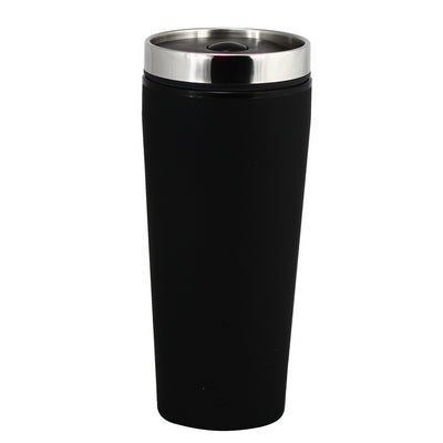 Coffee Mug - Rubber Paint Finish - Bpa Free