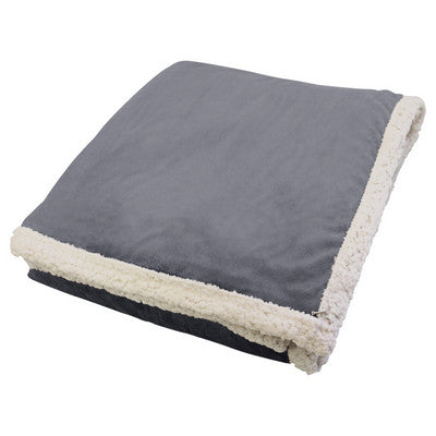 Kanata Faux Lambswool Throw