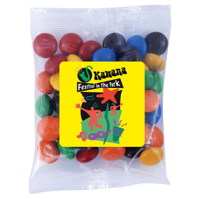 M&M's in 50 Gram Cello Bag