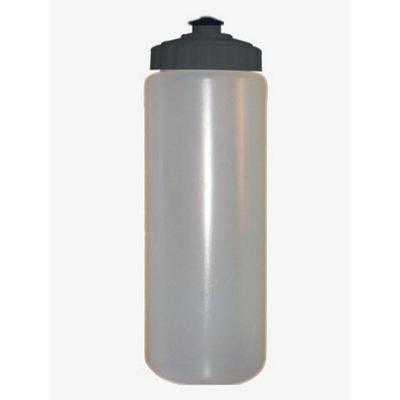 Wide Mouth Essentials Plastic Polyethylene (Pe) Bottles