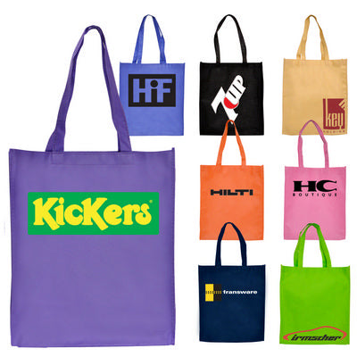 Std Non-Woven Tote Bag w Gusset