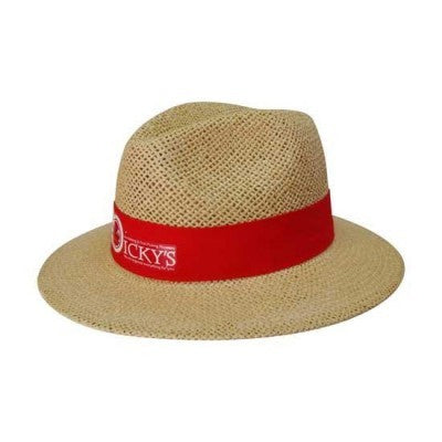 Natural Madrid Style String Straw Hat