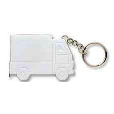 Truck Tape Measure Keyring