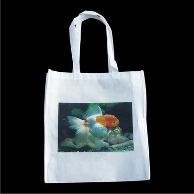 Tote Bag With V Gusset (Printed With Full Colour)