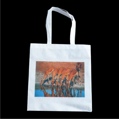 Tote Bag With No Gusset (Printed With Full Colour)