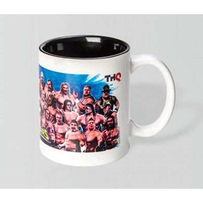 Can Dye Sub White/Black Mug