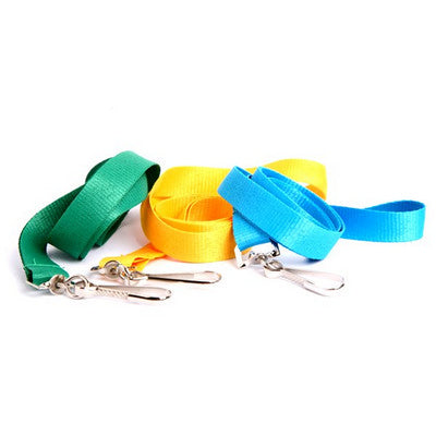 Gemini 15mm Plain Polyester Lanyard with Swivel Hook