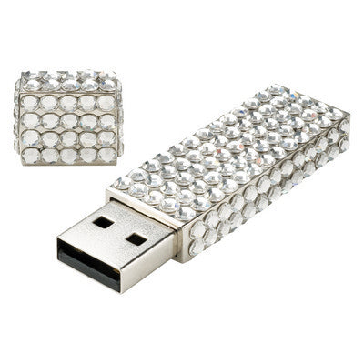 Diamond encrusted Bling USB