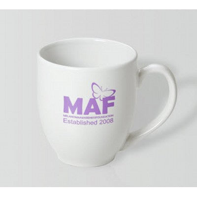 Manhattan White Mug