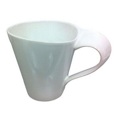 Swish Mug White