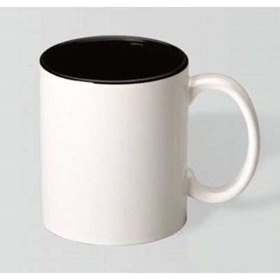 Toucan White/Black Mug