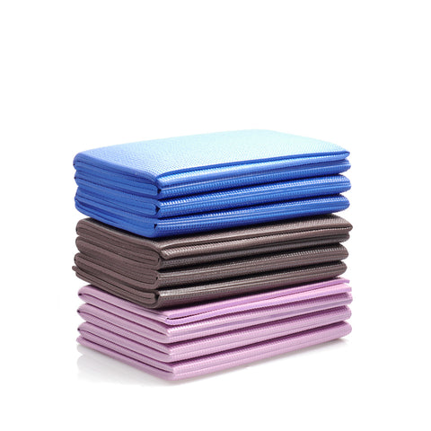6mm PVC Foldable Yoga Mat