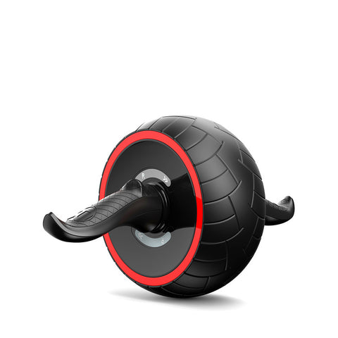 Ab Roller With Built-in Resistance
