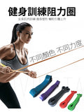 Full Body Fitness Resistance Band Loop