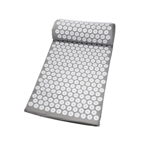 Massage Acupressure Mat With Pillow