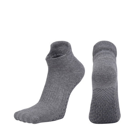 Cotton Non-Slip Yoga Grip Socks