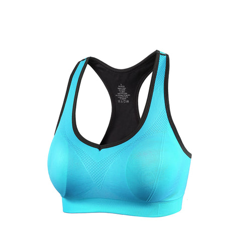 Neon Color Quick Dry Training Sports Bra