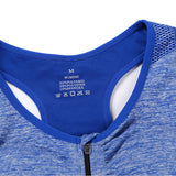 Front-Close Cool Fit Running Sports Bra