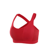 Cross Over Strap Back Stylish Sports Bra