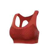High Impact Crochet Run Sports Bra