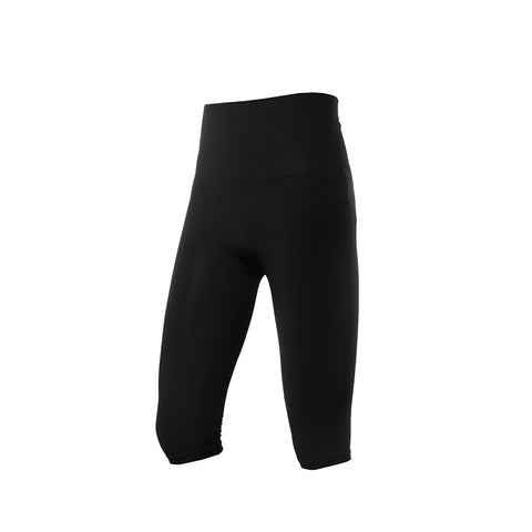 Compression High Rise Running Sports Capris