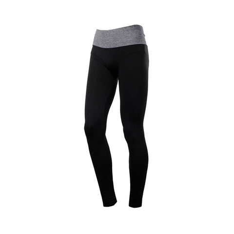 Ribbed High Waist Pastel Outdoor Sports Tights
