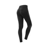 Contrasting Mesh Running Sports Leggings