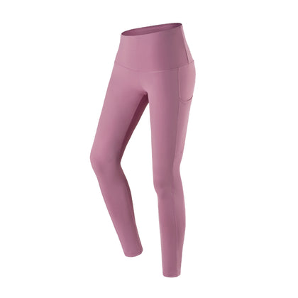 Basic High Rise Pocket Leggings