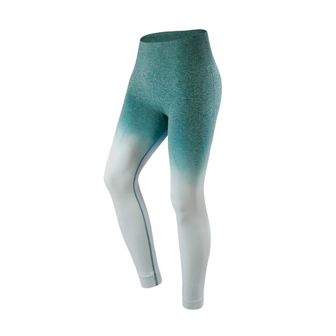 Seamless Compression Gradient Gym Leggings