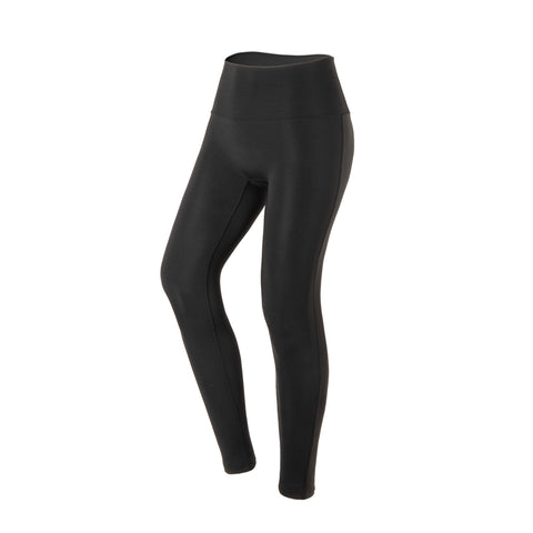 Plain Flattering High Waist Gym Leggings