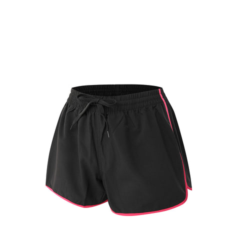 Elastic Waist Marathon Run Shorts