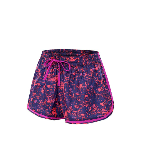 Lightweight Quick Dry Drawstring Run Shorts