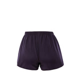 Loose Fit Solid Color Outdoor Run Shorts