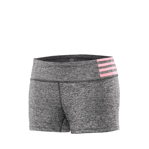 Quick Dry Stretch Fit Low Rise Yoga Shorts