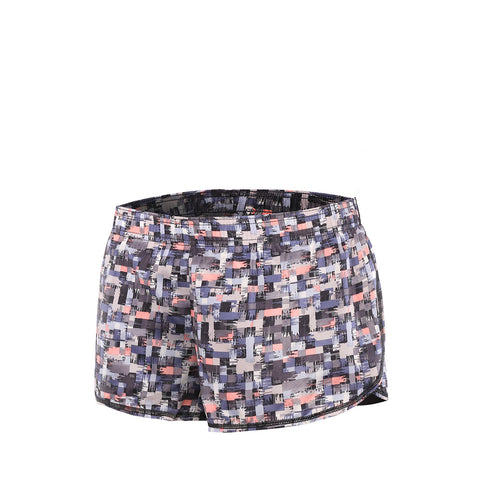 Roomy Outdoor Run Shorts With Liner